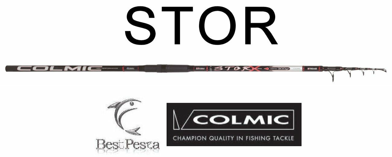 Canna  Surf Casting - COLMIC STOR - 4,2mt - 300gr  offering 100%