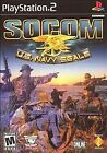 SOCOM: U.S. Navy SEALs (Sony PlayStation 2, 2002)
