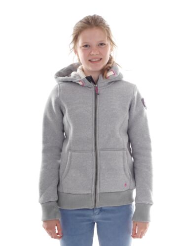 CMP Giacca Funzione Giacca Hoodie-JACKET GRIGIO knittech da isolante