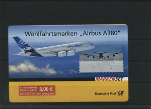 Germany-BRD-Federal-Stamp-Booklet-MH-74-Postmarked-Used-More-See-Shop