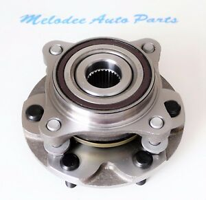 FOR 2007-2014 TOYOTA FJ CRUISER FRONT WHEEL HUB BEARING ASSEMBLY 4WD