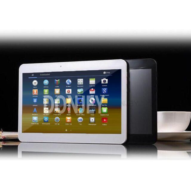 10 ZOLL TABLET PC QUAD CORE 4x 1,5Ghz ★32GB★ ANDROID 2x SIM SLOT DUAL 2GB RAM