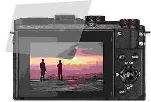 Canon-PowerShot-G3-X-G3X-4-X-CrystalClear-LCD-protector-de-pantalla