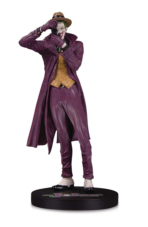 Diseñador DC la matanza broma 7  el Guasón Estatua