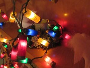 Patriotic Christmas Lights.Details About Shotgun Shell Christmas Lights 100 Multicolored Lights Patriotic Hunter