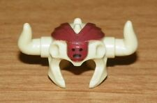 LEGO - Minifig, Headgear Headdress w/ Horns - Tan (Mola Ram)