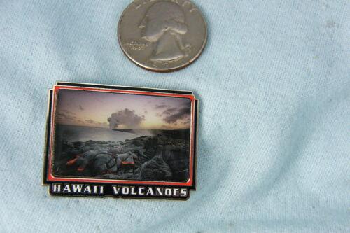 WILLABEE /& WARD PIN HAWAII VOLCANOES NATIONAL PARK HAWAII