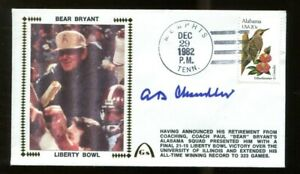 AB-Happy-Chandler-Signed-Brar-Bryant-FDC-First-Day-Cover-Autographed-56245