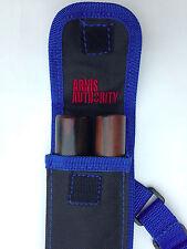 Arnis Kamagong Escrima Kali Pair of Sticks with Carrying Case