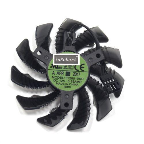 Cooling Fan Gigabyte GTX1050 1060 1070 1080 G1 N960 N970 4Pin Cooler 78MM 12V