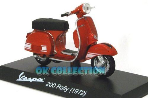 1:18 Vespa Collection Fabbri/_ 200 Rally del 1972 /_ 10