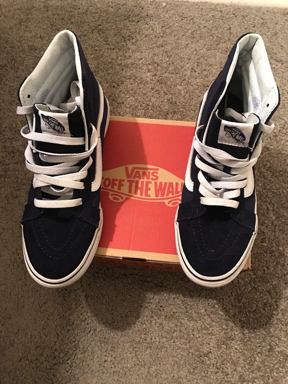 Zapatillas Tenis Zapatos  Vans Negro Con Con Con blancoo Tira desgaste diario Envío Gratuito  Mejor precio