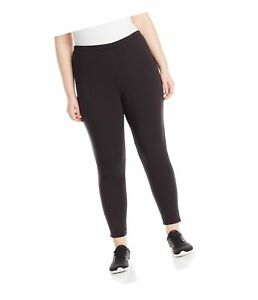 807b0509b1 Details about Just My Size Women's Plus-Size Stretch Jersey Legging Black 4X
