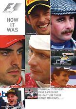 F1 - How it Was (New DVD) Formula 1 One Motor Racing Grand Prix Senna Prost