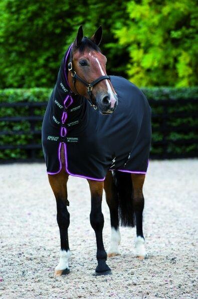 Horseware Amigo Jersey Jersey Jersey Cooler, Amigo All in One Jersey Cooler mit/ohne Halsteil 5bca01
