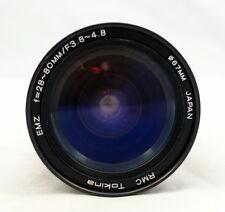 RMC Tokina EMZ 28mm 80mm f3.8-4.8 Macro Zoom Photo Lens for Konica Minolta