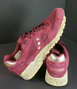 uk availability 61778 344e9 Details about Men's Saucony Gold Rush Shadow 5000 Item Number S70414-2 Sz  10 Maroon and Gold