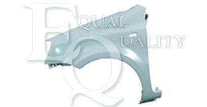 L00357 EQUAL QUALITY Parafango Dx FIAT PANDA 169 1.1 54 hp 40 kW 1108 cc 09.20