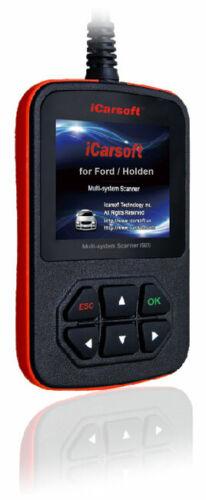 iCarsoft i920 Diagnosegerät Für Ford Focus Fusion Escort Explorer Montego Cougar