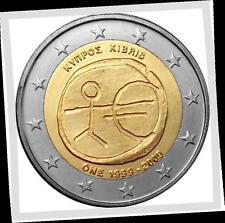 2 EURO *** Chypre 2009 Cyprus *** 10 ans UME *** 10 jaar EMU !!!