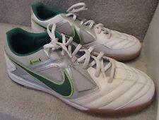 item 5 Nike Gato 5 Five Mens Indoor Soccer Shoes White Green 415122-137  Size 11.5 EUC -Nike Gato 5 Five Mens Indoor Soccer Shoes White Green  415122-137 Size ... c33fc84e129