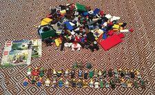 Lego Minifigure Lot 43 Plus Lego Lot Kingdom Ninjago Pirate Sets 7948 7950