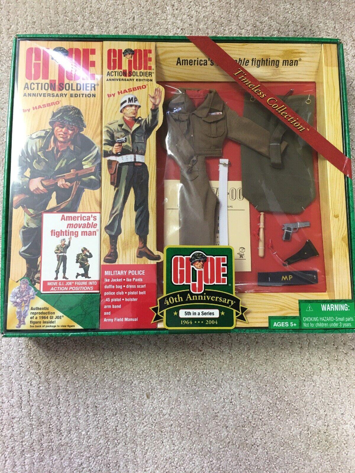 GI Joe 40th Anniversary Military Police Box Set