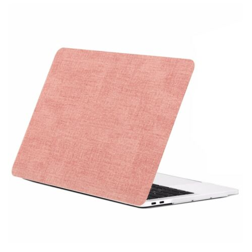 "Air 13/"" Canvas Soft-Touch Series Rubberized Hard Case for MacBook Pro"