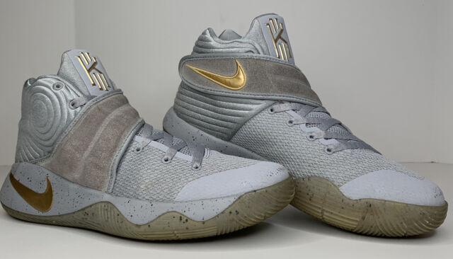 Nike Kyrie 2 II Battle Wolf Grey