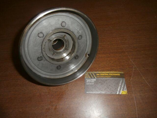 93 94 Kawasaki Bayou 400 4x4 KLF400 Centrifugal Clutch Outer Drum Housing Gear
