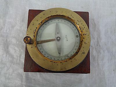 Gewidmet Alter Kompass