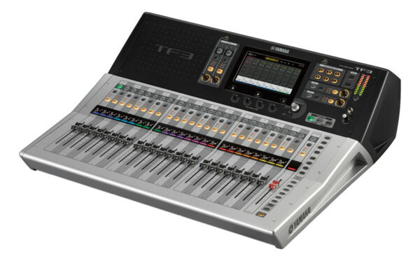yamaha tf3 24 channel 48 input digital mixer for sale online ebay. Black Bedroom Furniture Sets. Home Design Ideas