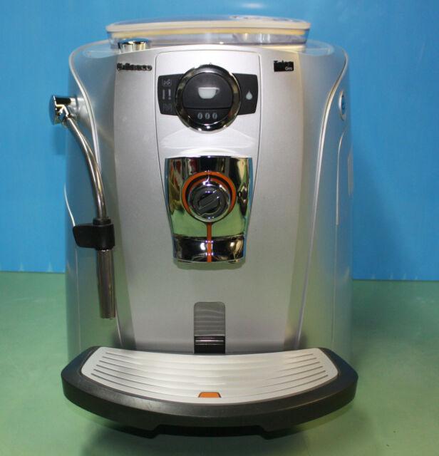 Wartung Reparatur Ihrer Saeco Talea Giro Silber Espresso-Vollautomat