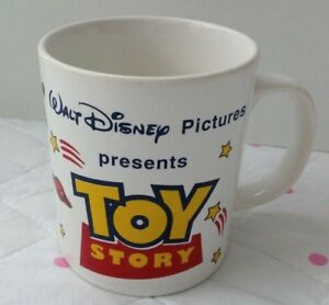 Walt-Disney-Pictures-Presents-Toy-Story-Film-Mug-Cup-With-Buzz-Lightyear