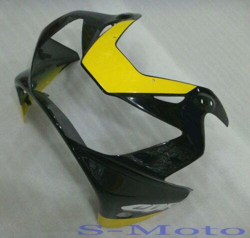 Front Fairing Upper Plastic Cowl Fit For Honda CBR900RR CBR929 2000-2001 Yel-Bl