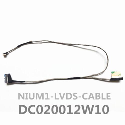 NUOVO Cavo RONDELLE 1 DC020012W10 per Lenovo U260 LCD LVDS Cavo