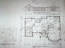 Custom Home Plan 1701 A/C Sq. Ft. 1 Story 3 Bed 2 Bath 2 Car Garage 2384 TOTAL