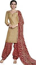 Indian Stylish Designer Bollywood Party Anarkali Salwar Suit Dress Women Ladies