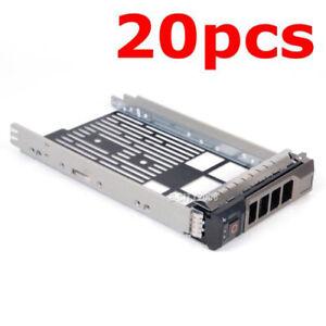20Pcs-3-5-034-Hot-Plug-Hard-Drive-Tray-Caddy-For-Dell-PowerEdge-T710-NX3100-NX3200