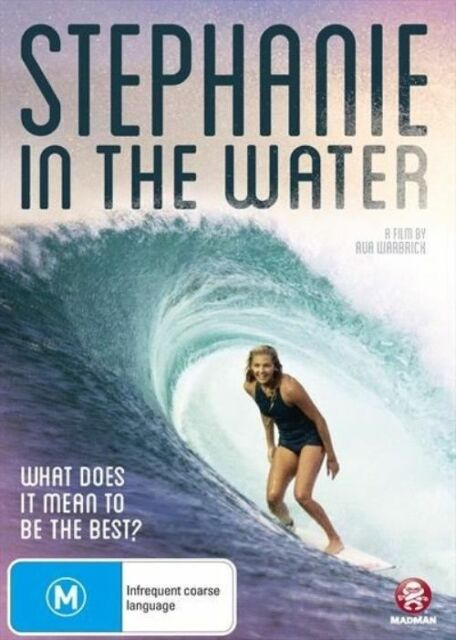 Stephanie In The Water (DVD, 2014)