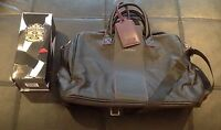 Chivas Regal Collectors Pack - Leather Travel Bag & Tin. New, Never Used