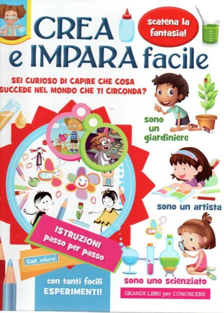 CREA E IMPARA FACILE - Bambini
