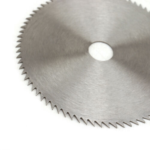 4/'/'//110mm 80 Tooth Carbide Wood Circular Saw Blade Cutting Disc With 16mm Hole