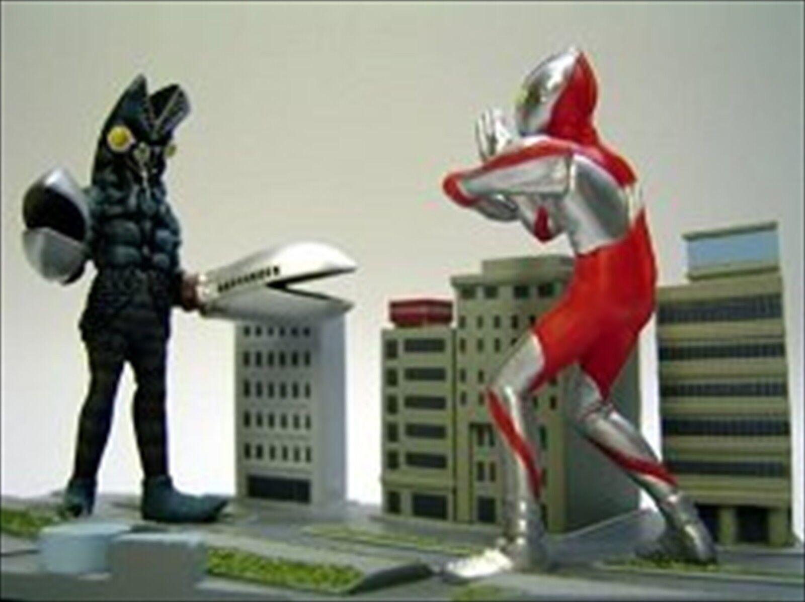 Ultraman VS Alien Baltan Diorama BANDAI Special Screen Gallery 01 Figure JAPAN