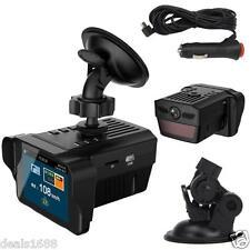 Car Electronic Dog Radar Laser Detector Rearview Mirror Video Camera Recorder
