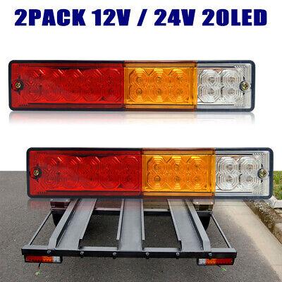 Leuchte LKW PKW 12V//24V R/ückleuchte Set Heckleuchte Anh/änger Preis HIT !!!