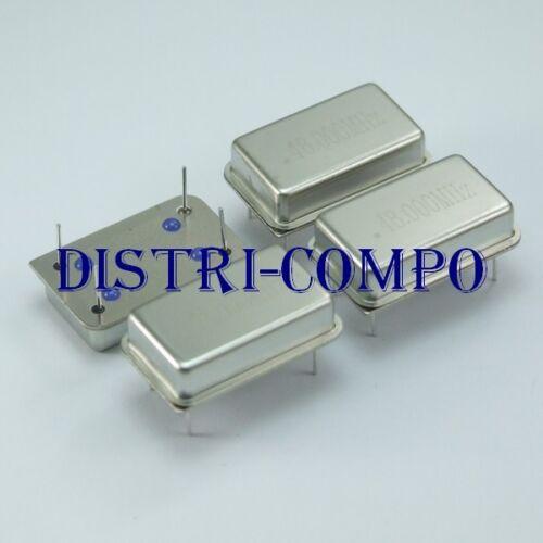 lot de 4 Oscillateur 24.000000Mhz C-MOS//TTL ±100PPM 5V