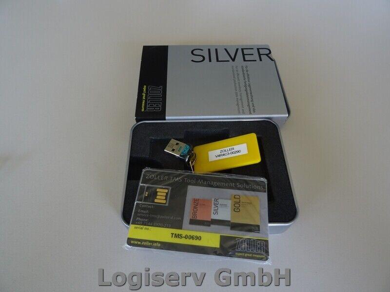 Bild 2 - Zoller TMS Tool Management Solutions Software Bronze Silver Verwaltung Lagerhalt