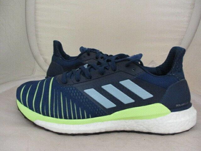 Adidas Solar Glide Running  Trainers Mens UK 7 US 7.5 EUR 40.2  3 REF 4073  100% autentico