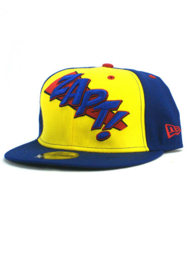 1c75ed013e9 NEW ERA CYCLOPS Zapt! 59fifty Custom Fitted Hat Size 7 1 2 X-Men ...